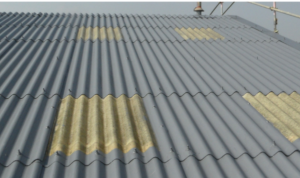 Roof and gutter repair products