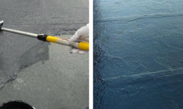 How to repair your broken flat roof