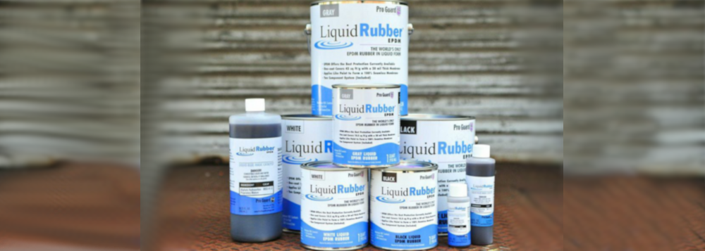 Alltimes Liquid rubber roof repair