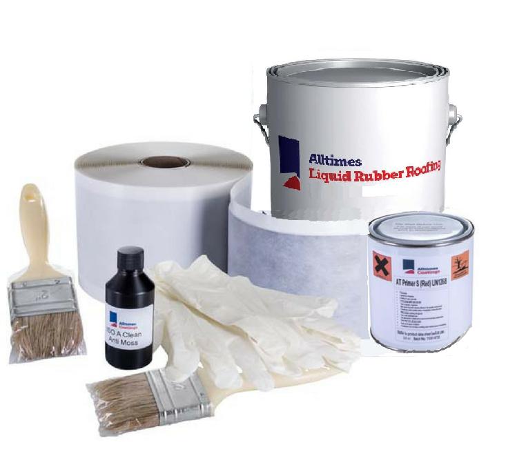 Leaking Asbestos Roof Sheet Repair