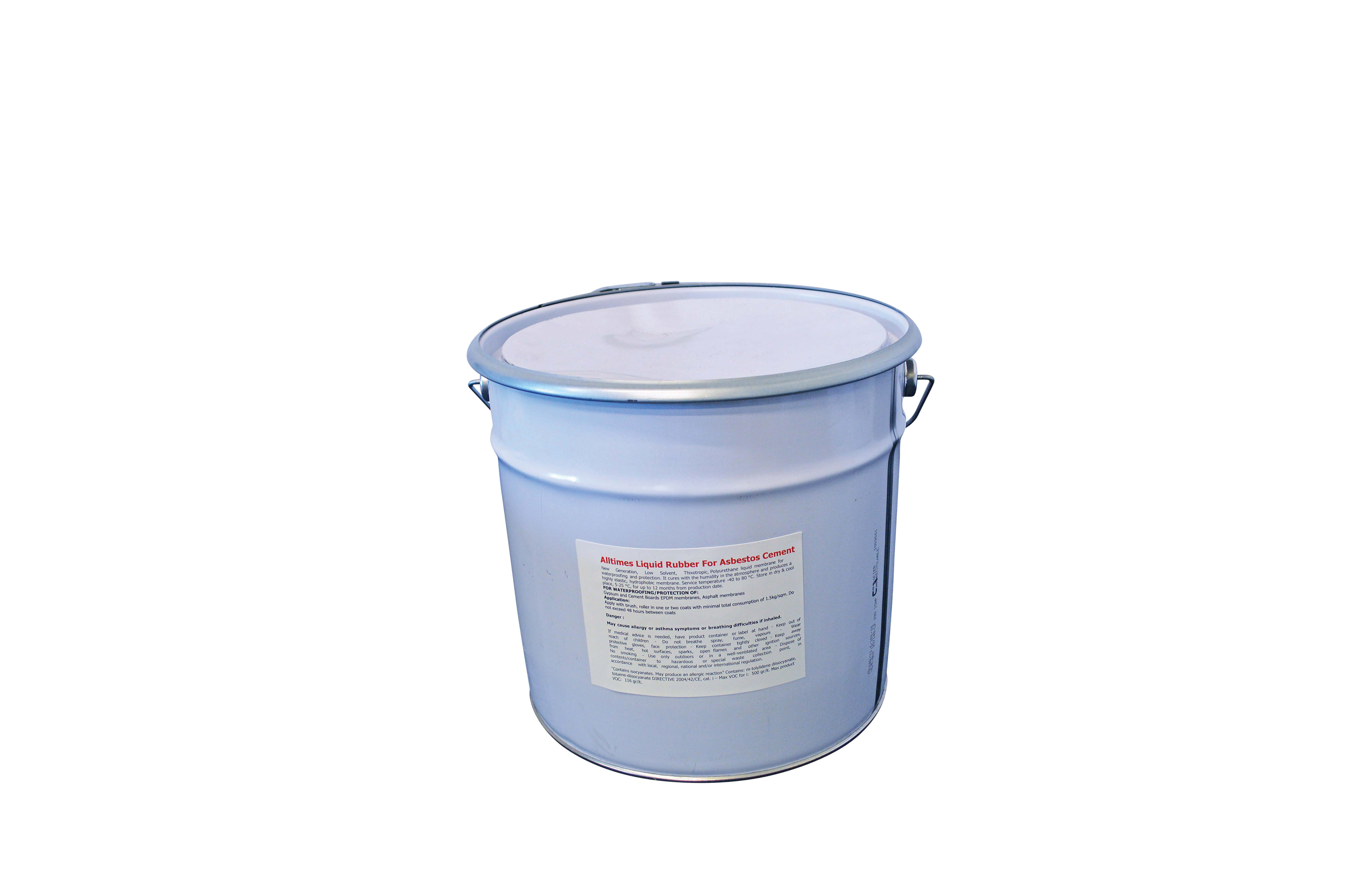 Alltimes Liquid Rubber Asbestos Roof Kits