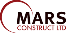 Mars Construction logo