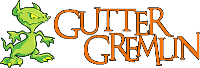 gutter gremlin logo for asbestos metal and concrete gutter repairs