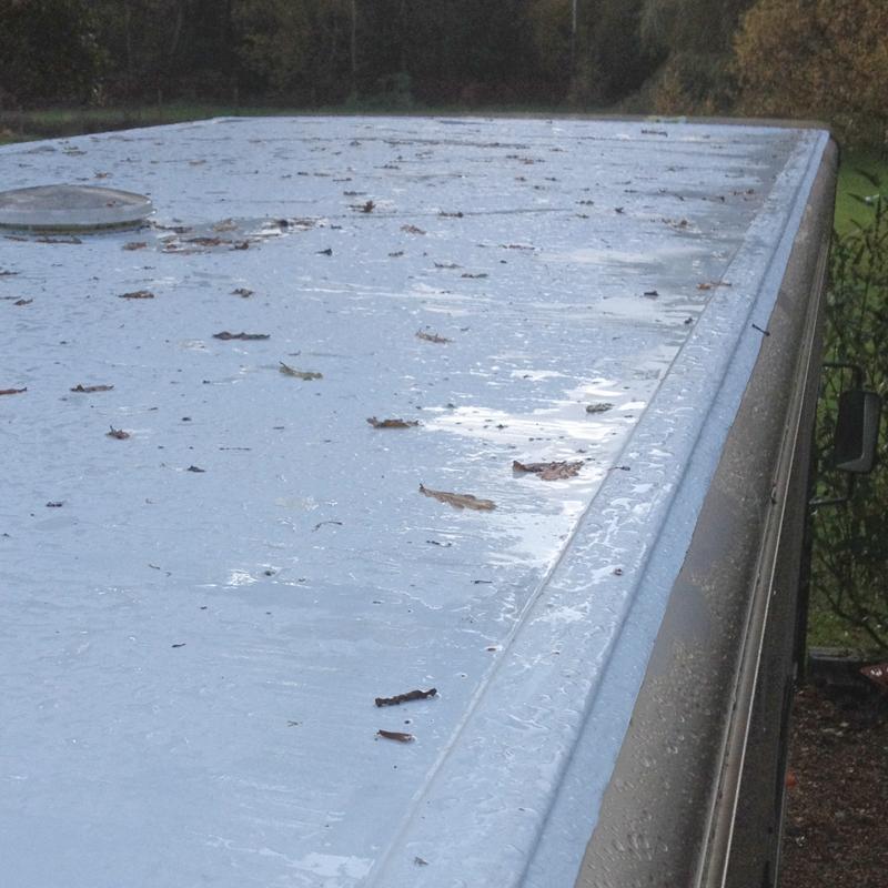 truck roof repair