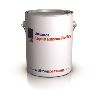 Liquid Rubber for felt roof repairs