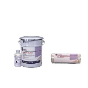 gutter repair fast curing kit