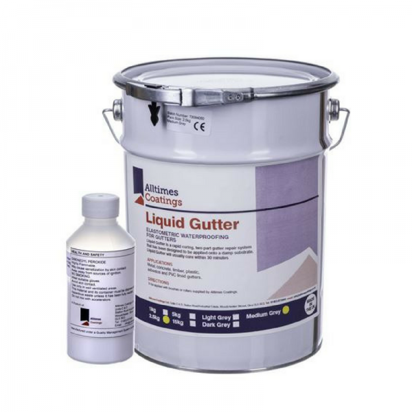 Liquid Gutter Repair