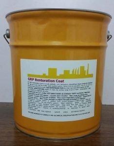 fibreglass repair paint