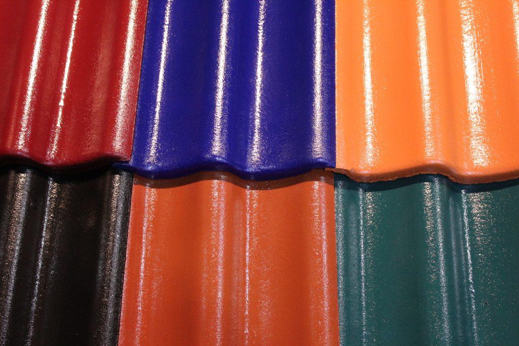 asbestos colours